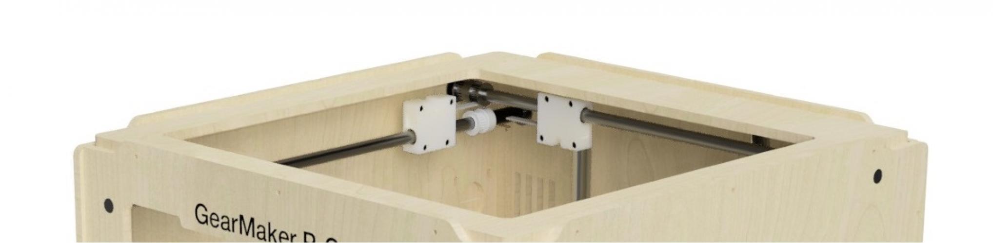 Самостоятельная сборка 3D принтера GearMaker P-One своими руками. Часть 4: Установка кареток