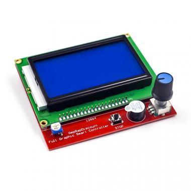 Дисплей LCD12864 RepRapDiscount Full Graphic Smart Controller