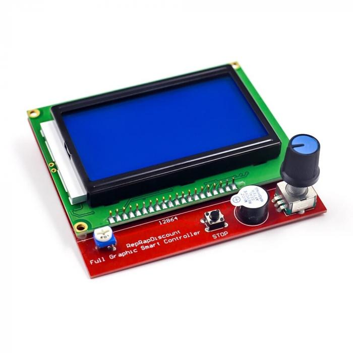 Дисплей LCD12864 RepRapDiscount Full Graphic Smart Controller