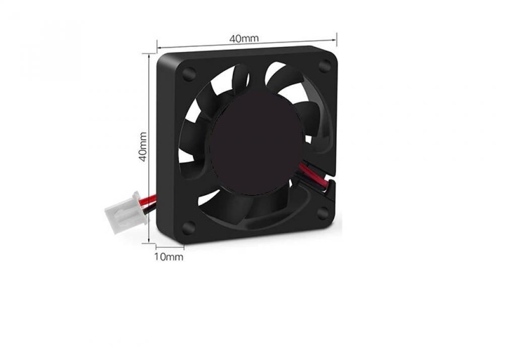 Вентилятор 4010 5V, 12V, 24V