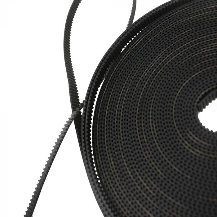 Ремень GT2 10мм, армированный полимерным волокном