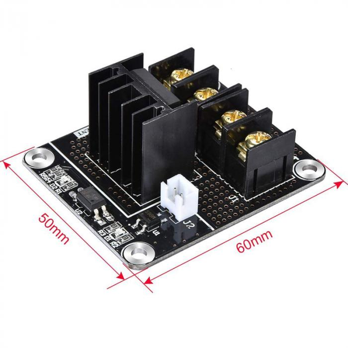 Модуль нагрева на базе MOSFET 25А
