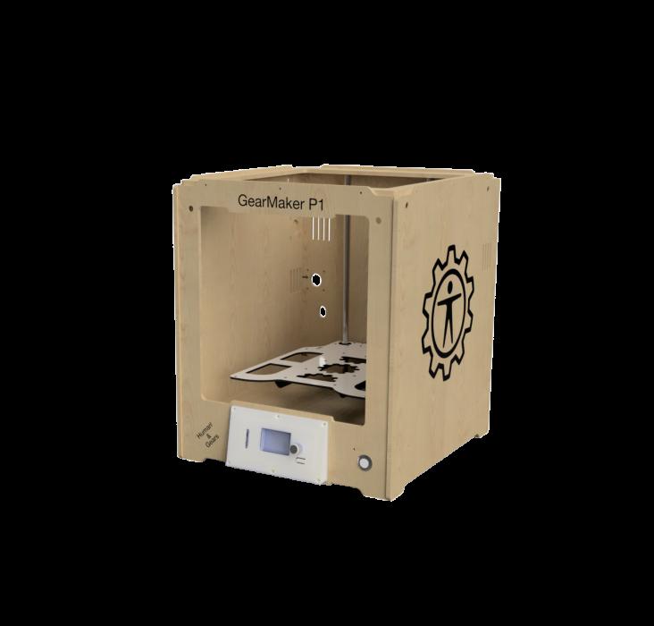 Корпус для 3D принтера GearMaker P-One