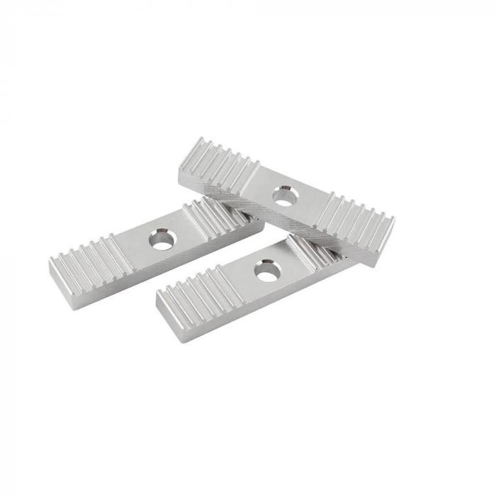 Зажим-фиксатор ремня GT2 9*40mm алюминиевый