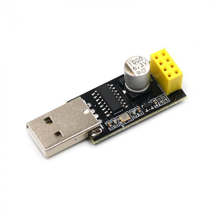 Адаптер USB для модуля Wi-Fi ESP8266 ESP-01S