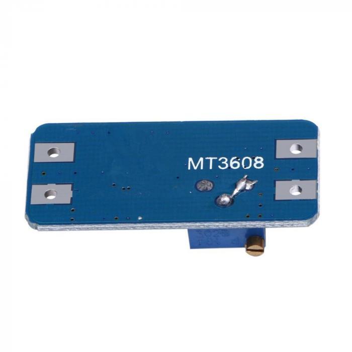 Преобразователь напряжения повышающий MT3608 2A DC-DC