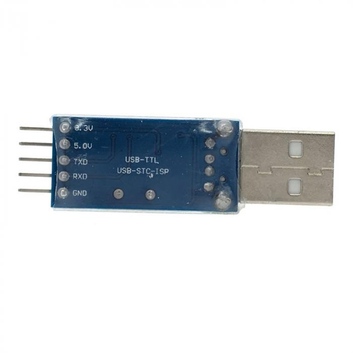 Адаптер USB - UART TTL на PL2303HX