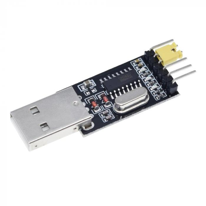 Адаптер USB UART TTL на CH340