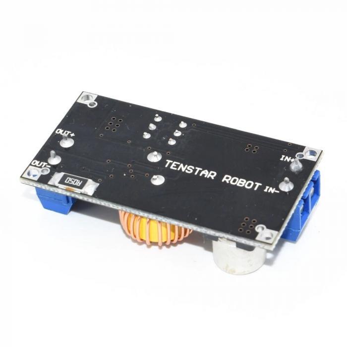 Преобразователь напряжения понижающий XL4015 5A DC-DC с регулировкой тока