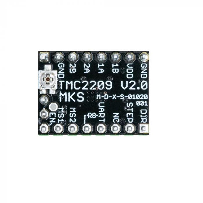Драйвер шагового двигателя MKS TMC2209 v2.0