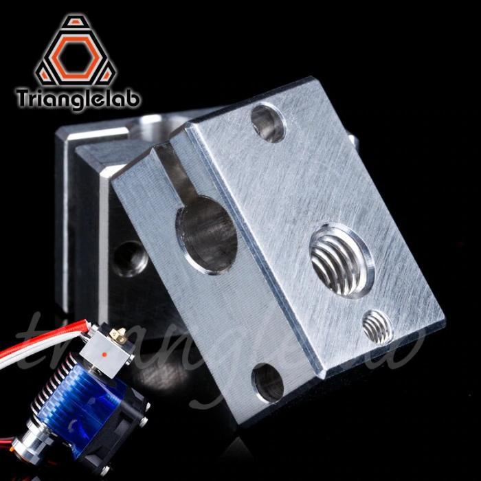Нагревательный блок E3D V6 от Trianglelab