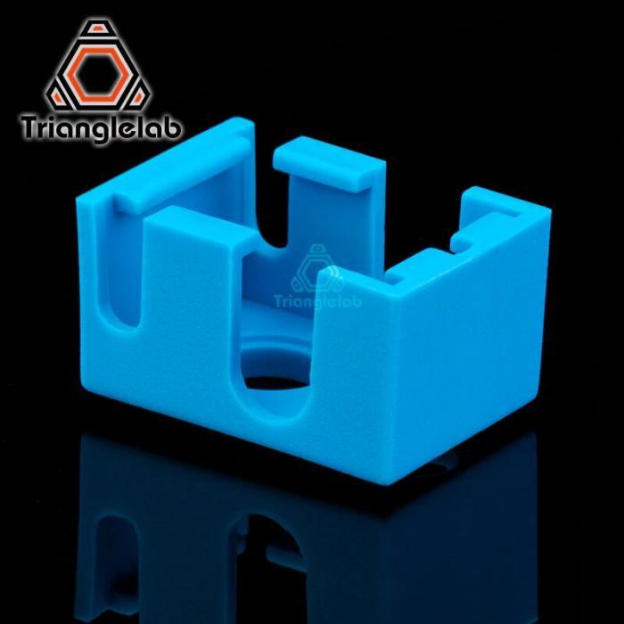 Силиконовый чехол для нагревательного блока E3D V6 Trianglelab