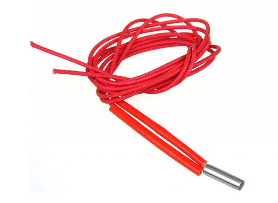 Нагревательный элемент 30W 12V 6*15мм
