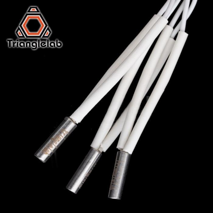 Нагревательный элемент 60W 24V 6*20мм Trianglelab