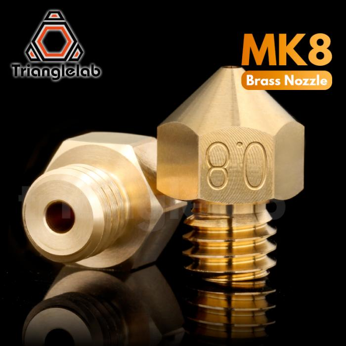 Сопло MK8 от Trianglelab