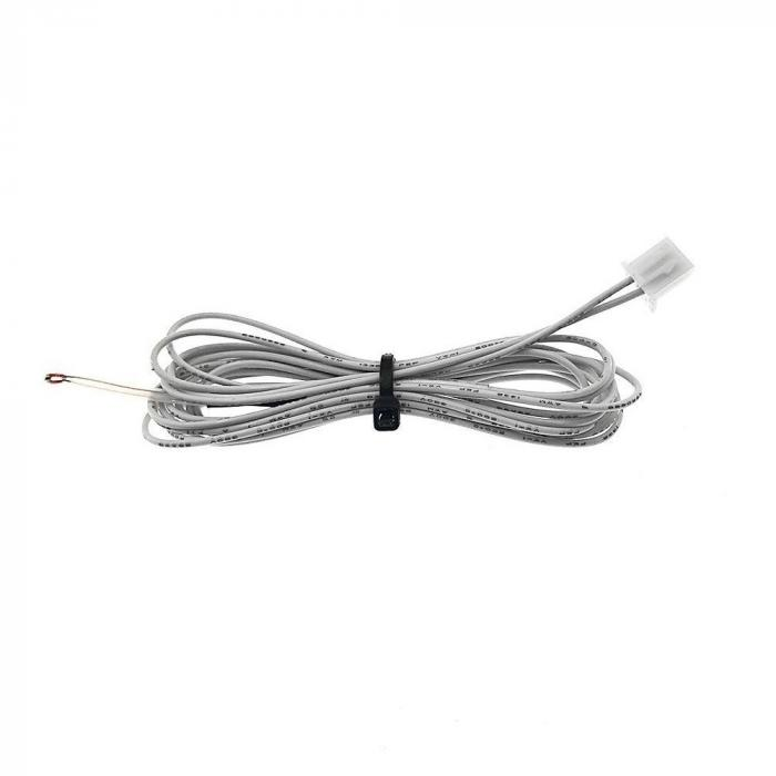 Термистор NTC 3950 с обжатым кабелем и разъемами XH2.54 / Dupont