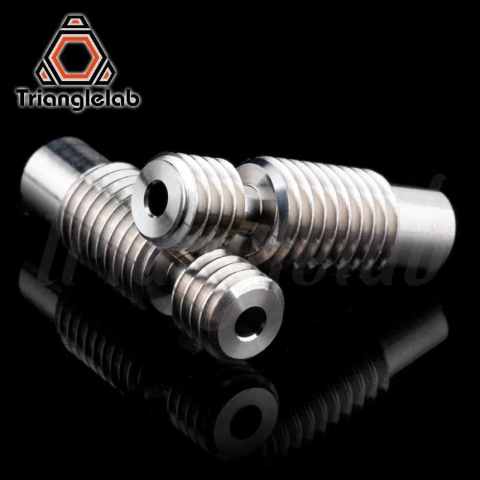 Термобарьер титановый E3D V6 от Trianglelab