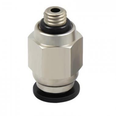 Фитинг PC4-M5 сквозной для трубки 4мм