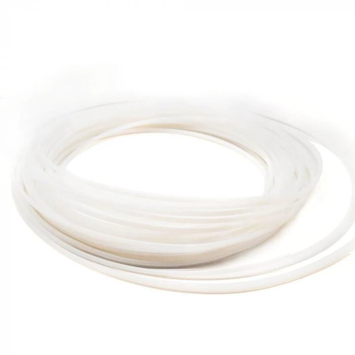 Фторопластовая (тефлоновая / PTFE) трубка 2мм / 4мм
