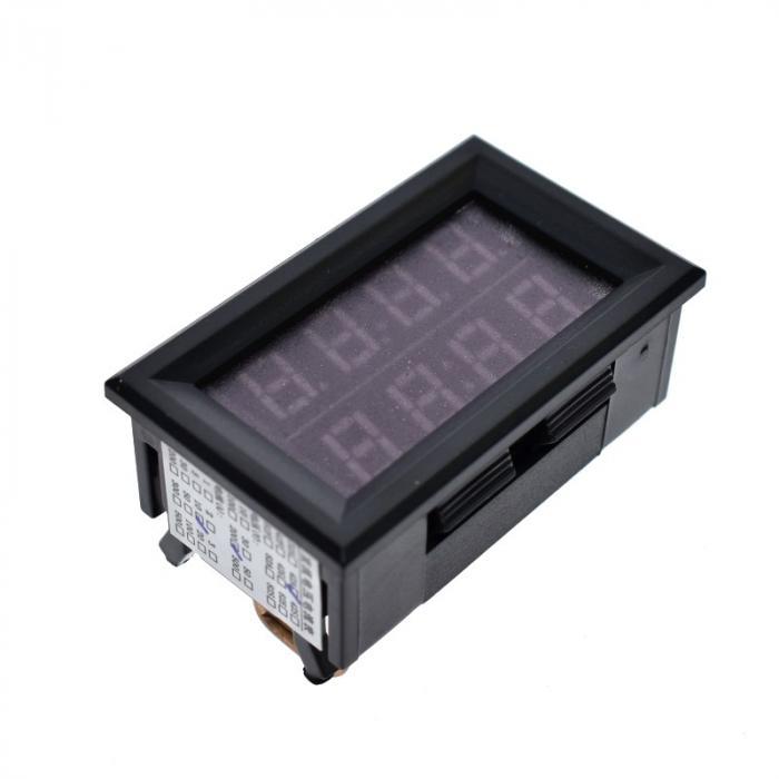 Вольтметр-дисплей 200V 10A