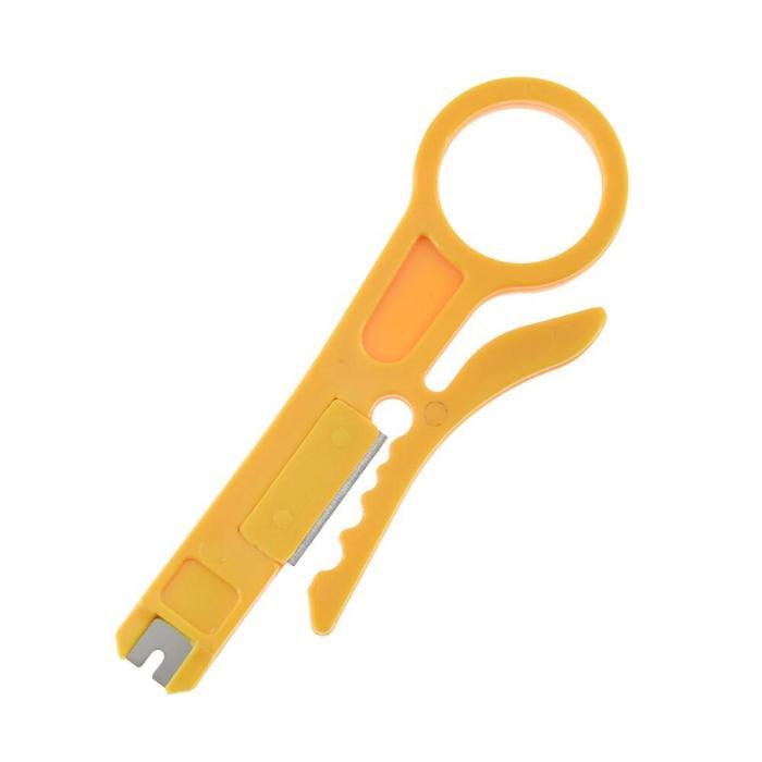 Резак для зачистки проводов и обрезания тефлоновой трубки
