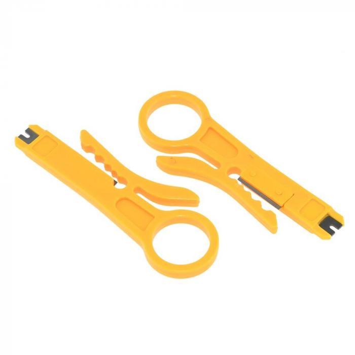 Нож для зачистки проводов и обрезания тефлоновой трубки