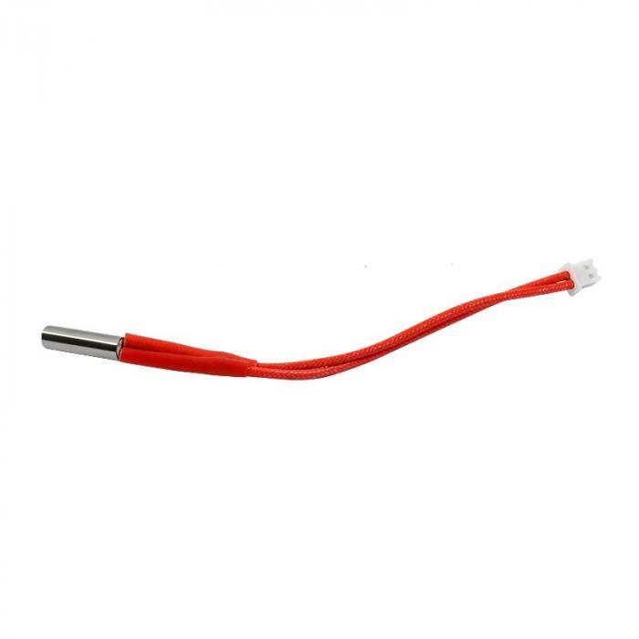 Нагревательный элемент 6*20мм 12В 40Вт с разъемом XH2.54