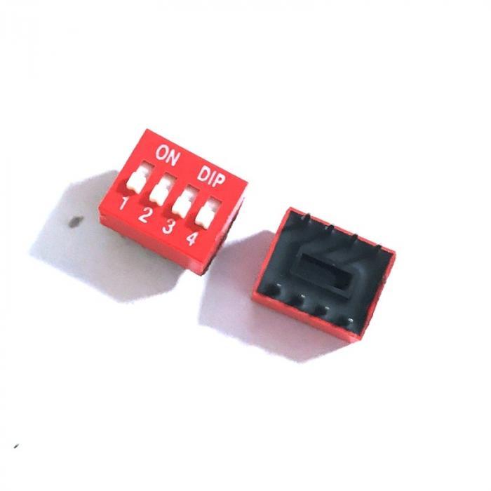 DIP переключатель 1-8 полосный