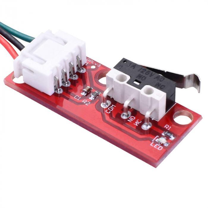 Модуль датчика механического концевика