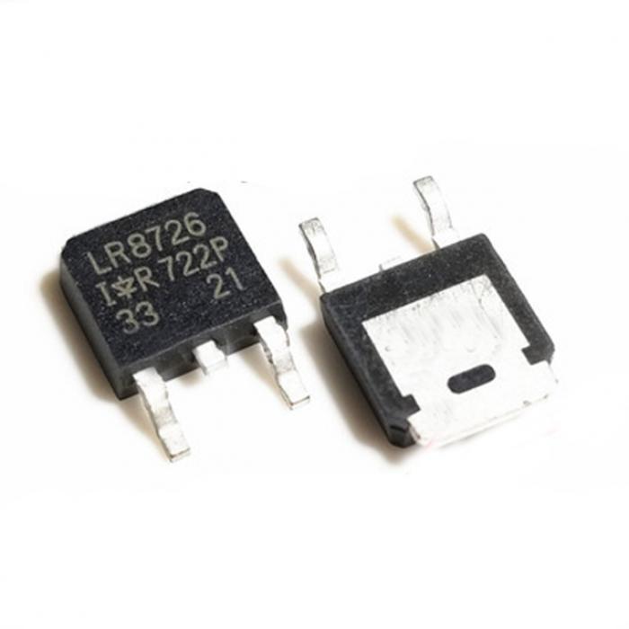 Транзистор MOSFET LR8726 в корпусе TO252 (D-Pak)